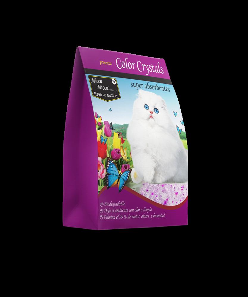 miccu pack lavanda cristales felinos