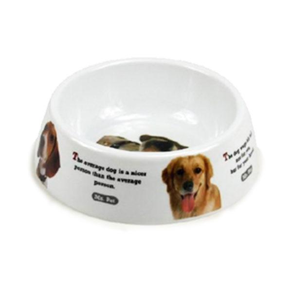 plato con cara de perro -servimarket-ecuador
